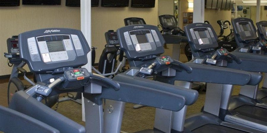 Cardio Theater | Facility Amenities | Lakeland Hills Family YMCA
