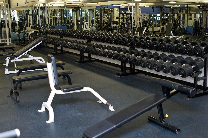 Free Weights | Facility Amenities | Lakeland Hills Family YMCA