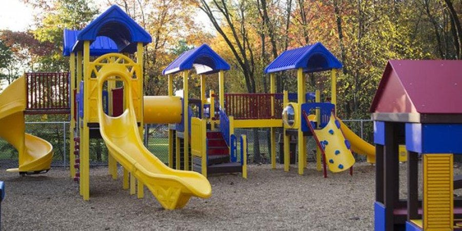 Children's Outdoor Playground | Facility Amenities | Lakeland Hills Family YMCA