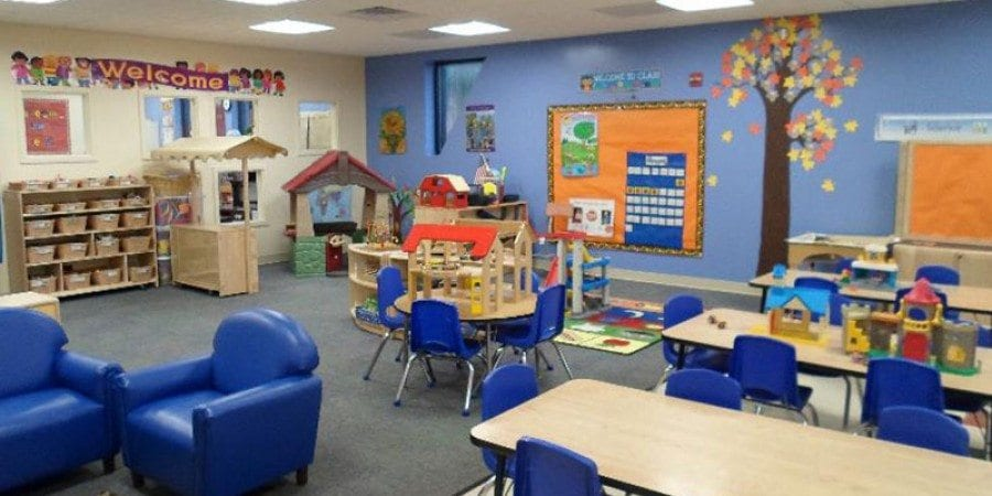 Marion Mann Roberts Early Childhood Learning Center | Facility Amenities | Lakeland Hills Family YMCA