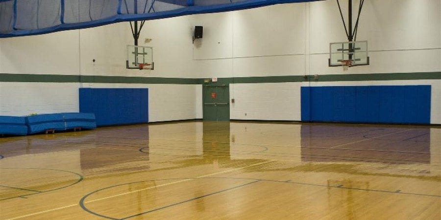 Regulation-Size Gymnasium | Facility Amenities | Lakeland Hills Family YMCA