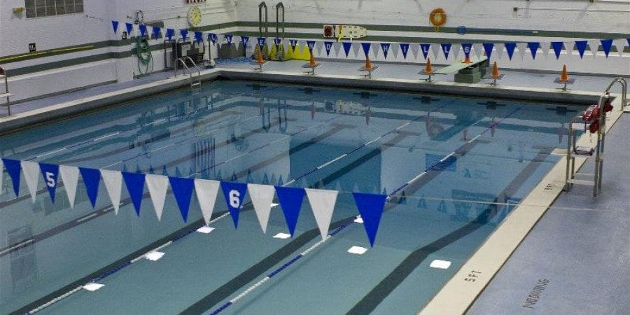 6-Lane Indoor Swimming Pool | Facility Amenities | Lakeland Hills Family YMCA
