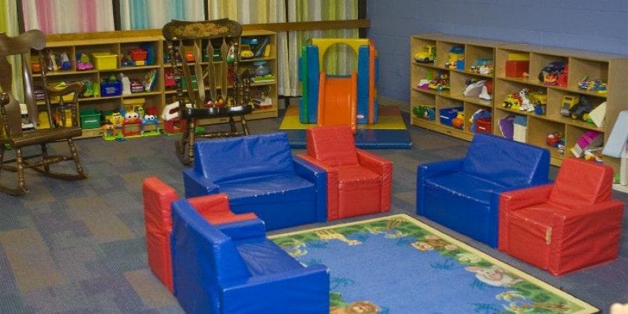 Play Area | Facility Amenities | Lakeland Hills Family YMCA