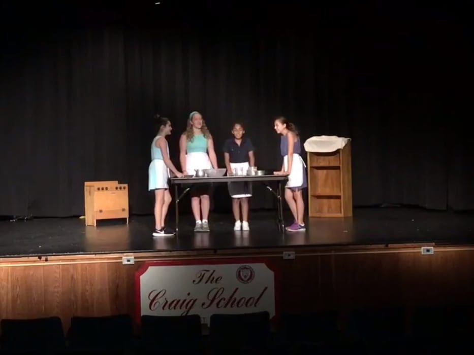 Performing Arts Session IV