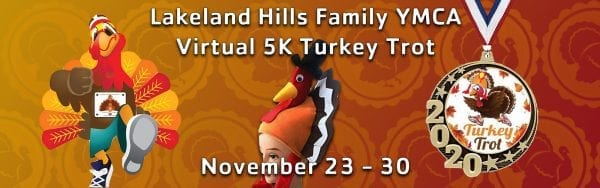 Virtual 5K Turkey Trot