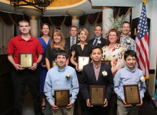 The Annual Campaign Award Winners | Annual Dinner | Get Involved | Lakeland Hills Family YMCA